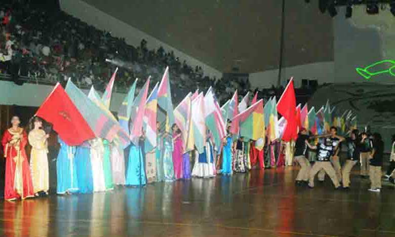 Le Maroc dépêchera une délégation  de 218 sportifs à Alger