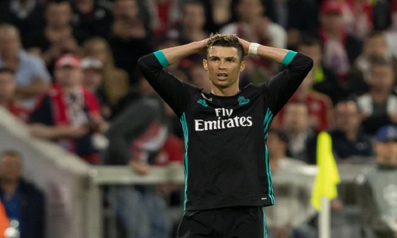 Cristiano Ronaldo va payer plus de 18 millions d'euros au fisc espagnol