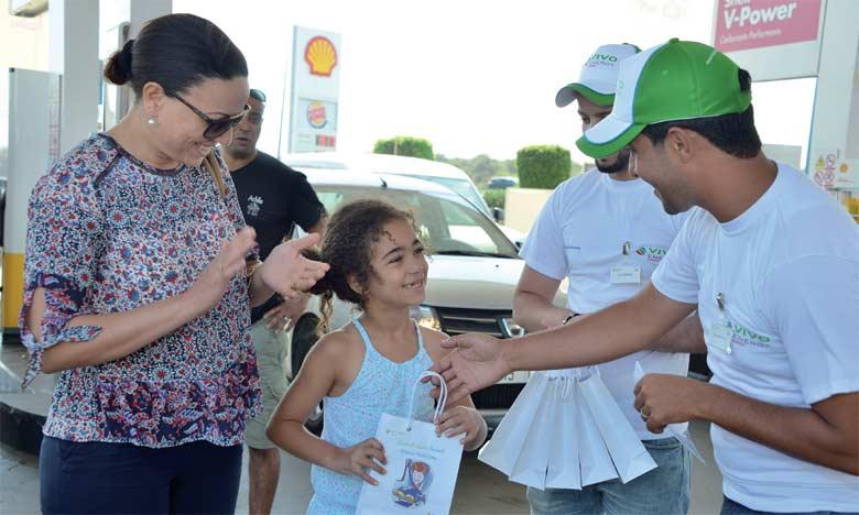 Les gagnants au quiz de cette campagne seront récompensés par un kit de sécurité complet avec un pack de coloriage dédié à la sécurité routière des enfants.