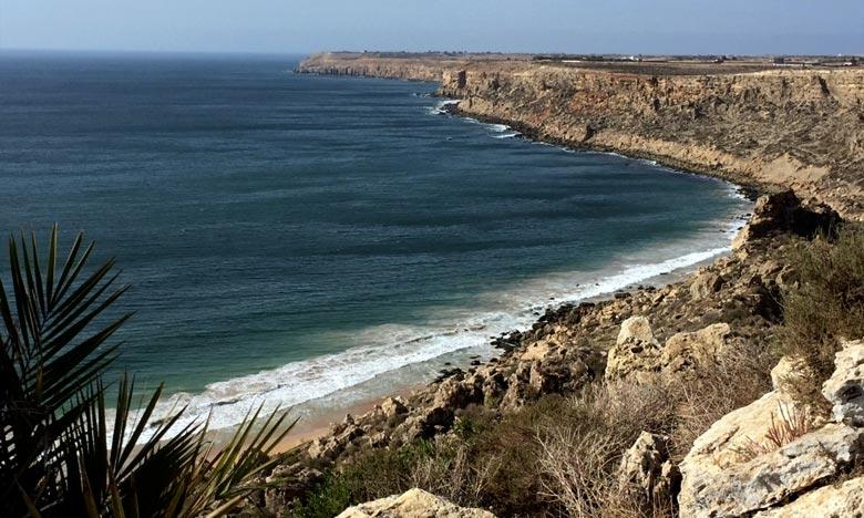 Les prévisions de la Direction de la météorologie nationale pour la journée du mercredi 25 juillet indique que la mer belle à peu agitée entre Tanger et Safi. Ph : DR