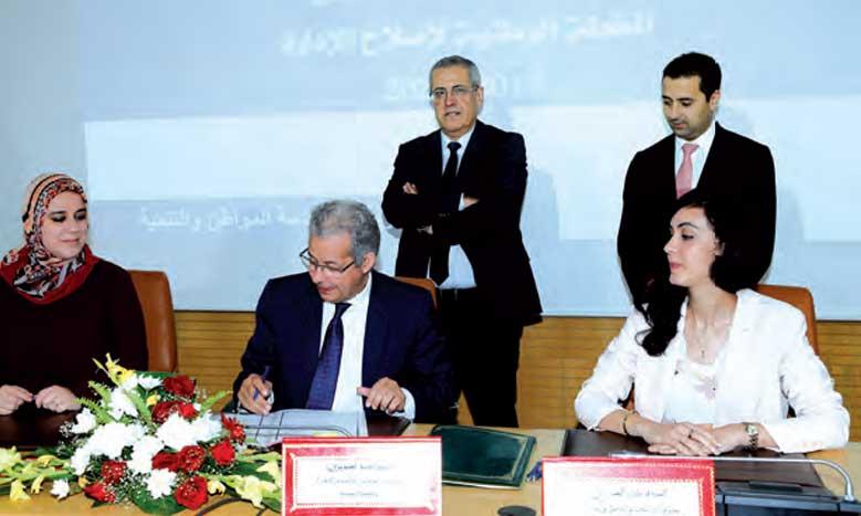 Mohamed Ben Abdelkader mise sur l'approche contractuelle pour mener  à bien la réforme