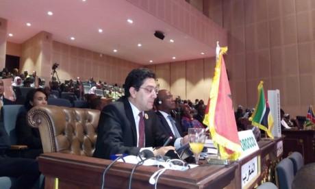 S.M. le Roi Mohammed VI : «La corruption, un fléau qui entrave le développement économique et social et dont la lutte doit être érigée en priorité»
