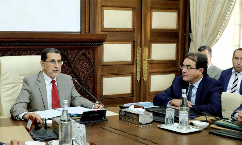 Le Chef du gouvernement exhorte les départements concernés  à réserver un bon accueil aux Marocains résidant à l'étranger