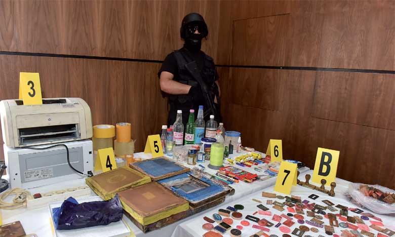 Démantèlement d'une bande criminelle active dans la facilitation et l'organisation de l'immigration illégale