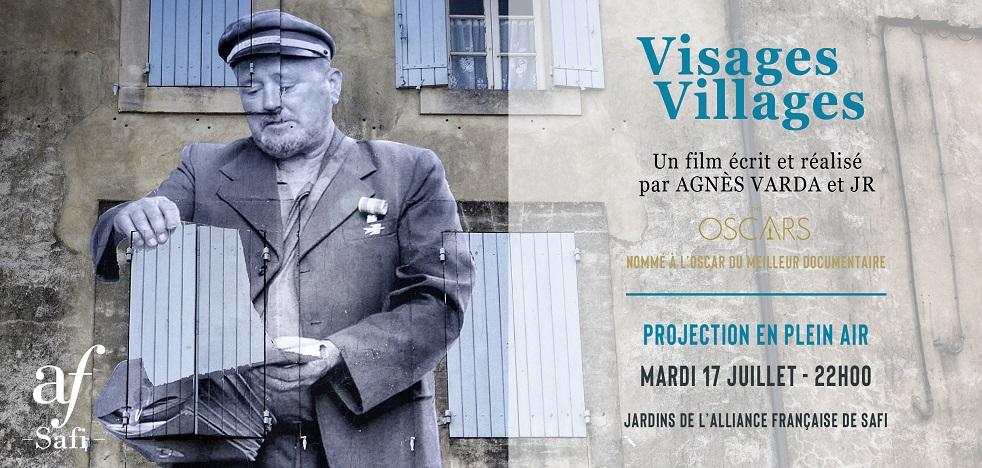 Projection de « Visages, Villages » à Safi