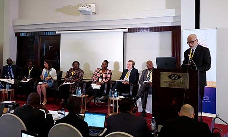 Yatim présente à Nairobi l'expérience marocaine