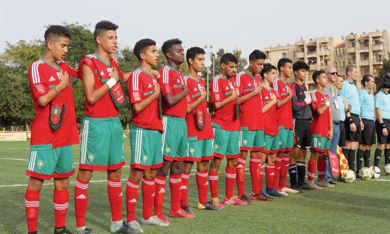 Les Lionceaux U15 seront opposés au Cameroun, mercredi, en demi-finale.