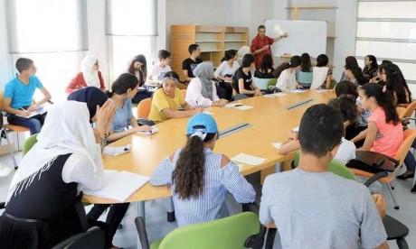Un atelier pour initier les enfants  à l'expression littéraire