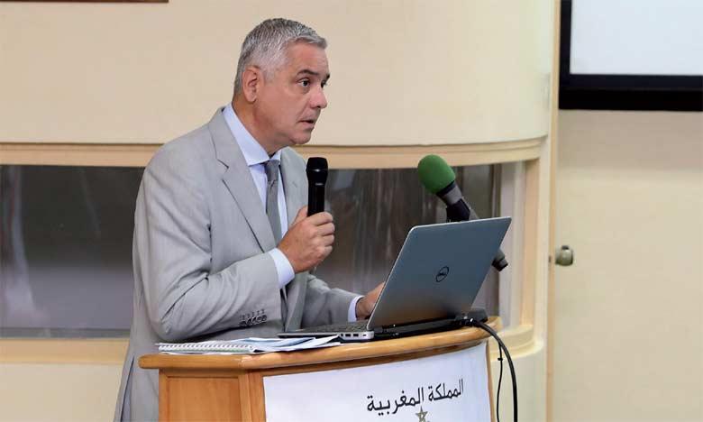 Pour Saïd Mouline, directeur général de l'AMEE, l'efficacité énergétique ne peut être généralisée dans l'industrie et dans les autres secteurs sans une réglementation au point.                                                                                        Ph. MAP