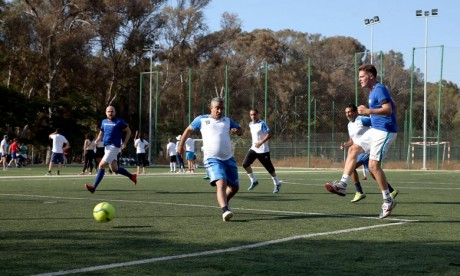 L'ambassade de France organise un tournoi de football