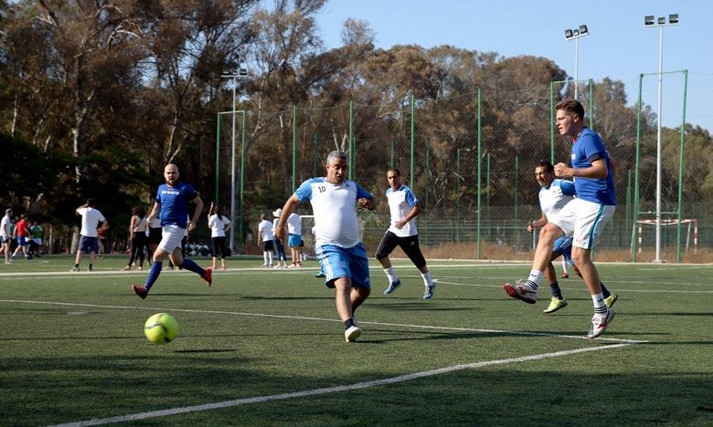 L'ambassade de France organise un tournoi de football