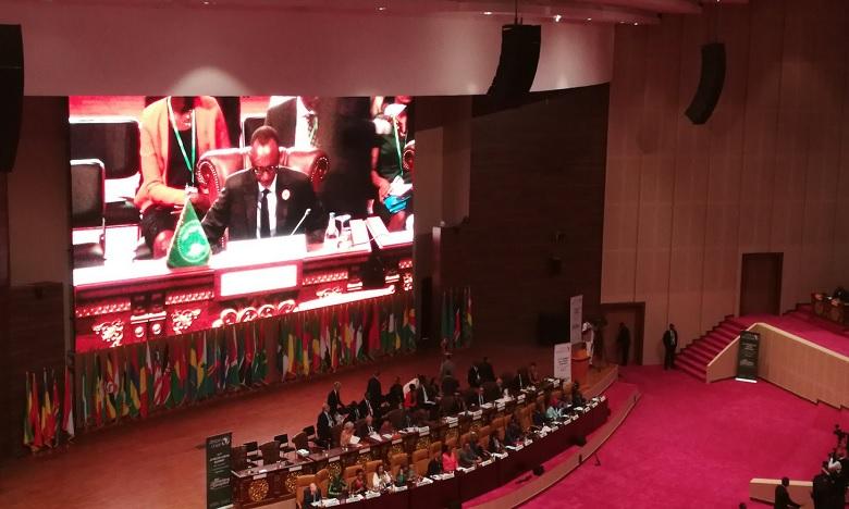 Le 31eme sommet de l'UA adopte la mise en place de l'Observatoire Africain des Migrations au Maroc