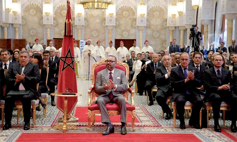 Nouvelle Impulsion Royale à la vocation touristique  des médinas de Rabat, Marrakech, Fès et Casablanca