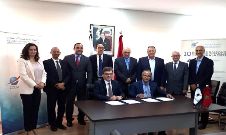 Un nouveau partenariat pour Rabat Business School