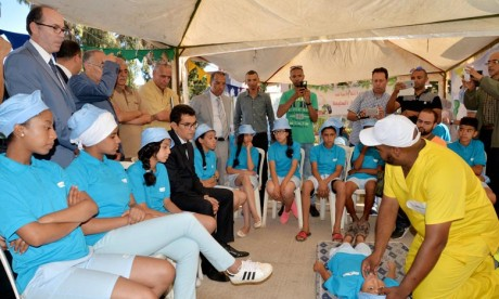 Al Omrane continue sur sa lancée citoyenne