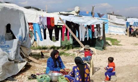 Des centaines de réfugiés syriens  quittent le Liban pour rentrer chez eux