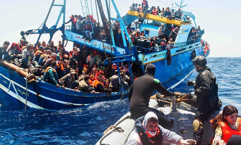 564 migrants ont été signalés noyés ou portés disparus dans les eaux entre l'Afrique du Nord et la Sicile en juin 2018. Durant la même période en 2017, l'OIM avait enregistré 529 décès, 388 en 2016, cinq en 2015 et 314 en 2014. Ph : DR