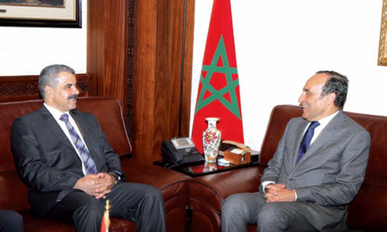Un responsable palestinien salue le soutien important qu'apporte S.M. le Roi Mohammed VI à la cause palestinienne