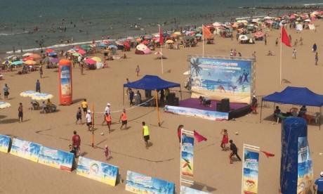 Sports de plage : le 1er programme national lancé cet été