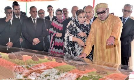 La mise en œuvre du Programme de développement des provinces du Sud avance à un rythme soutenu