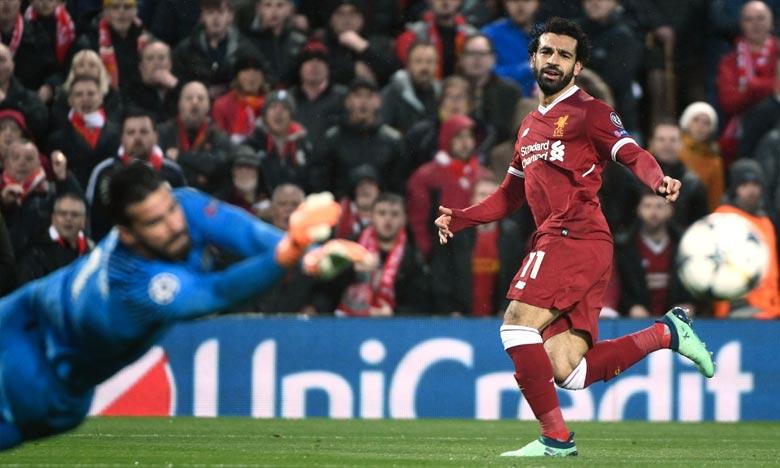Mohamed Salah lie son avenir à Liverpool