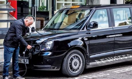 Londres dévoile son plan zéro émissions pour les automobiles