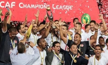 Le vainqueur de la CAF 2018 directement qualifié pour la phase de groupes la saison prochaine