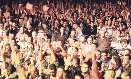Un public en liesse au rendez-vous  du Festival Timitar