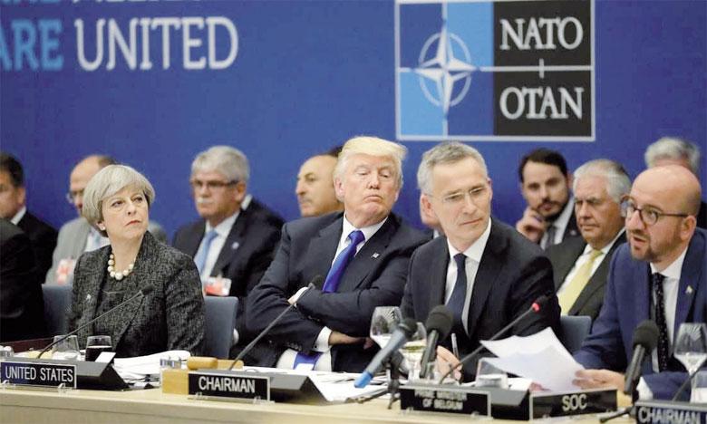 Les États membres de l'OTAN s'engagent à réserver 2% de leur PIB à la Défense