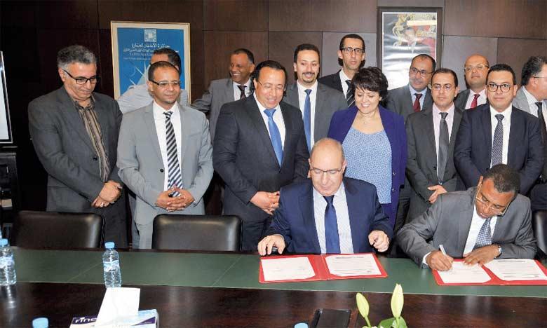 La CGI et le CNONM signent une charte  de partenariat