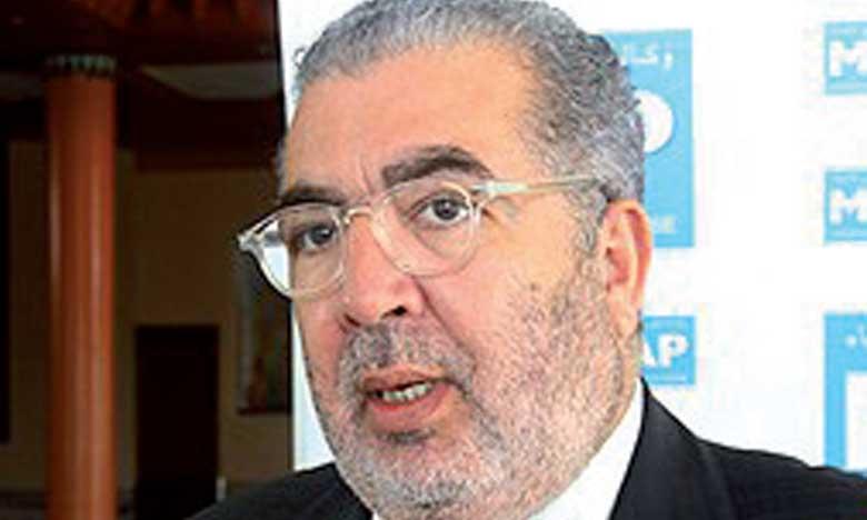 Parution de l'ouvrage «Le Maroc face au printemps arabe» de Khalil Hachimi Idrissi