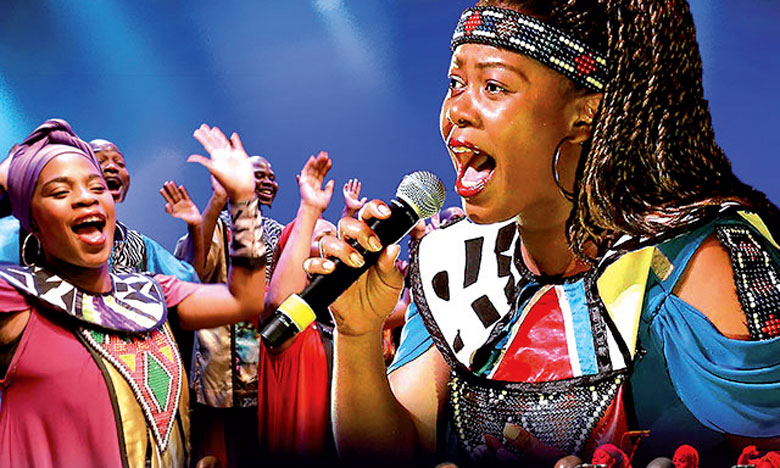 Le Soweto Gospel Choir sud-africain clôture en beauté la 24e édition