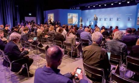 Une trentaine de Chefs d'État et de gouvernement  à l'ouverture aujourd'hui du Sommet de l'OTAN