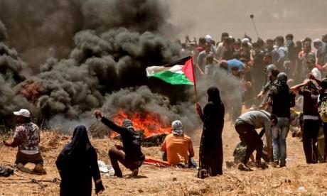 Abbas met en garde contre l'escalade à Gaza