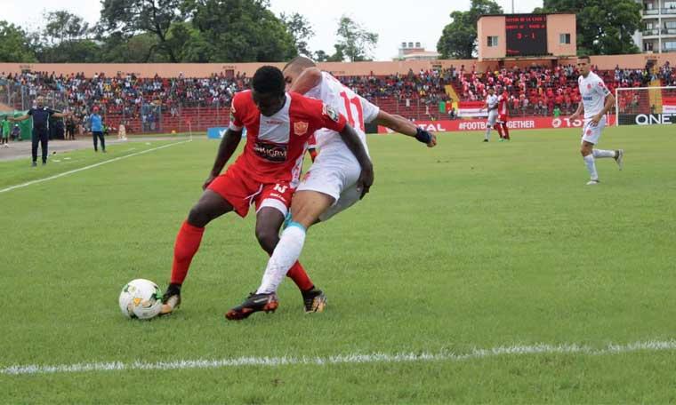 Le WAC ramène un précieux nul  de la pelouse de l'AC Horoya