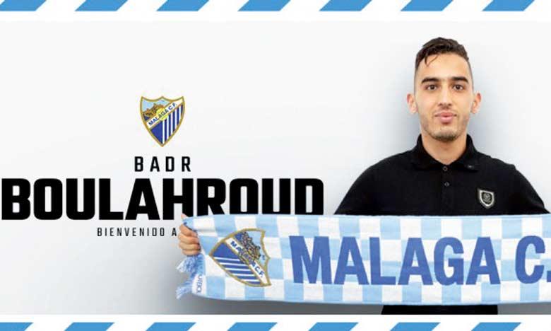 Le montant du transfert de Badr Boulahroud vers Malaga avoisinerait les 550.000 euros.