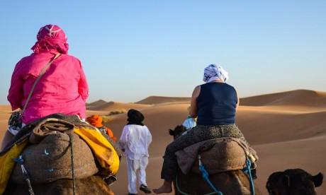 Le désert marocain dans le Top 50 des meilleures destinations au monde en 2018