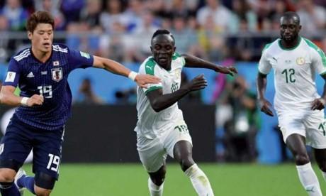 Le Sénégal saisit la FIFA  pour dénoncer le «manque de fairplay» du Japon