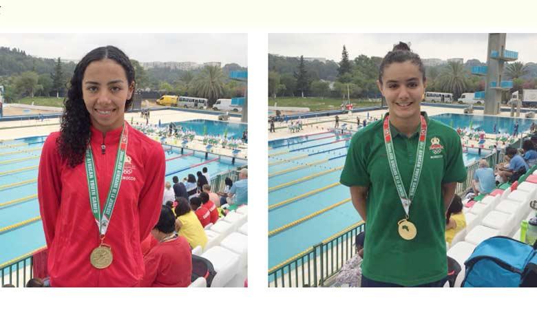 Trente-cinq médailles, dont huit en or,  au compteur de la délégation marocaine