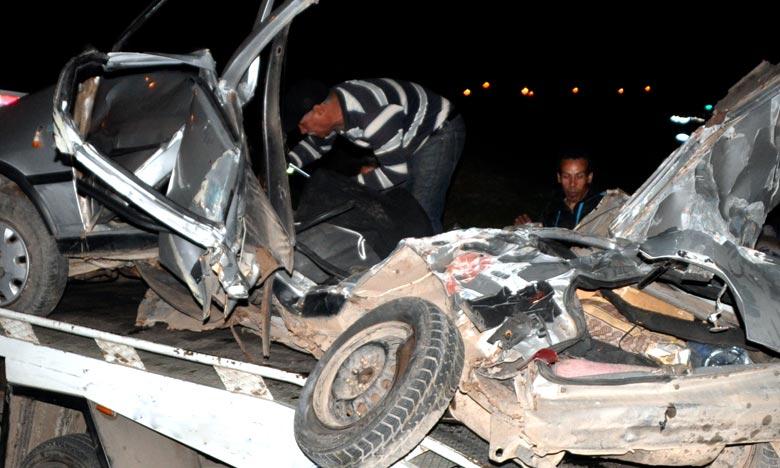 19 morts dans 1.352 accidents survenus la semaine dernière