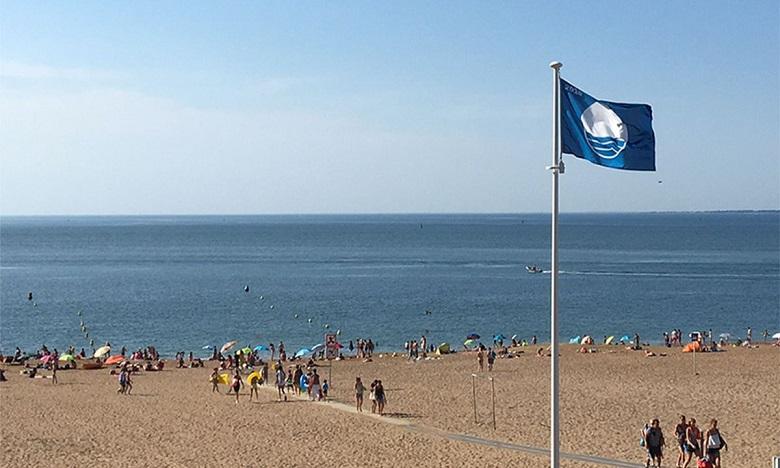 La plage « Ba Kassem » bat Pavillon bleu pour la 6e année consécutive