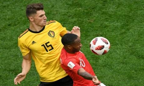 La Belgique remporte la «petite finale» face à l'Angleterre