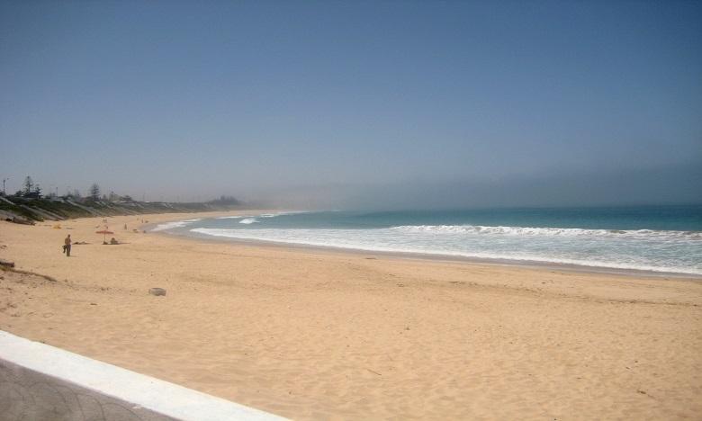 Plage d'El Haouzia, charme et beauté naturels d'un site hors du commun