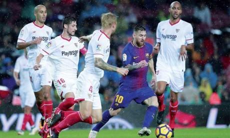 Barça-Séville le 12 août  «très probablement à Tanger»