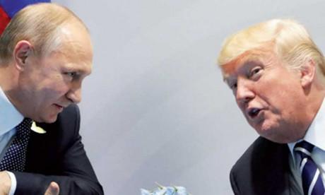 Helsinki fin prête pour le sommet Trump-Poutine