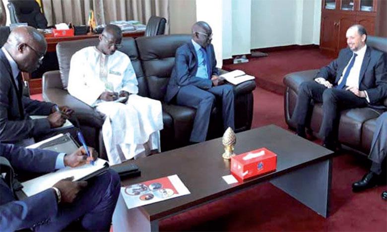 Les responsables sénégalais rencontrés dans le cadre de ces entretiens ont loué l'excellence des relations entre le Royaume du Maroc et la République du Sénégal