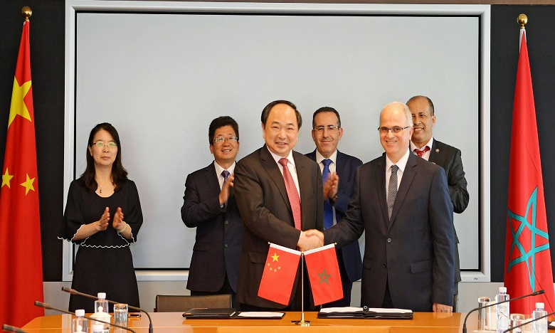 Barid Al-Maghrib signe trois conventions avec China Post Group