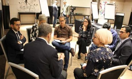 Un Créathon pour une région innovante, agile et inclusive