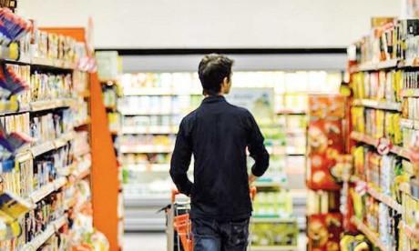 Le rythme de l'inflation quasi stable en juin à 2,3%