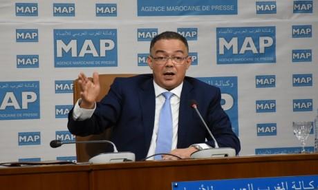 Fouzi Lekjaa : le Maroc postulera pour l'organisation de la Coupe du monde 2030